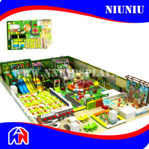 Excellent Design High Quality Cheap Indoor Playground for Children pictures & photos