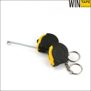 ABS Plastic Promotion Mini Custom Steel Tape Measure (MST-026) pictures & photos
