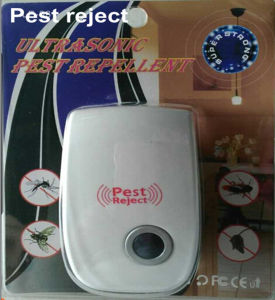 SGS FC CE Approved Electronic Ultrasonic EU / Us Plug Pest Mouse Mosquito Repeller pictures & photos