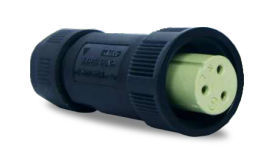 Ec / Female Cable End Waterproof Connector