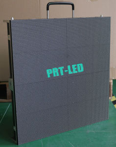 Outdoor P5.95 LED Display Panel for Outdoor Rental (500X500mm/500X1000mm board) pictures & photos