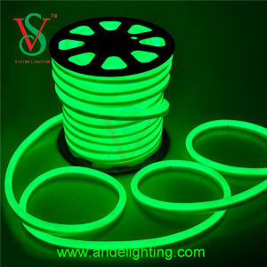 Green Color LED Neon Flex Rope Lights pictures & photos