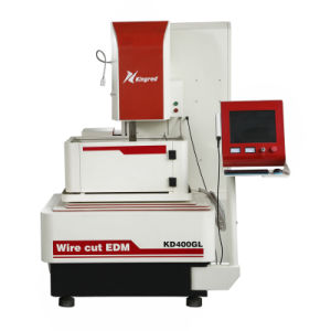 EDM Wire Cutting Machine with High Cutting Accuracy pictures & photos