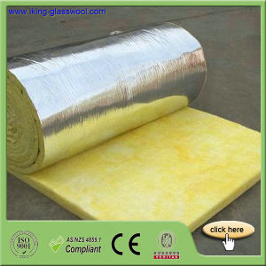 Glass Wool Insulation Blanket Alu Foil pictures & photos
