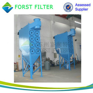 Forst 11kw Cartridge Filter Dust Collector Machine pictures & photos