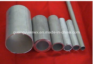 Mill Finish Anodized Extruded Aluminium Tubes/Pipes pictures & photos