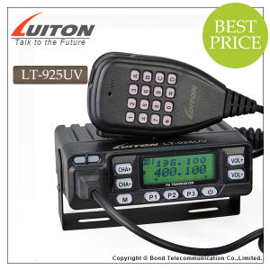 25W Dual Band Mobile Transceiver Lt-925UV Two Way Radio pictures & photos