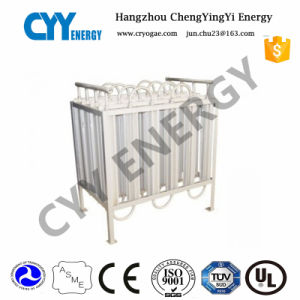 High Pressure LNG LPG Liquid Oxygen Nitrogen Ambient Gas Vaporizer pictures & photos