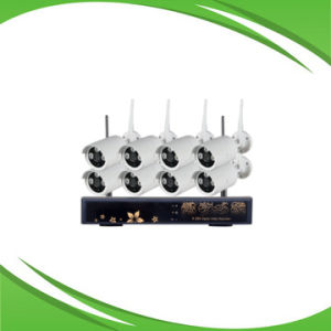 8CH Wireless NVR Kits, 720p/960p/1080P NVR Kits pictures & photos