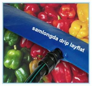 Drip Irrigation Layflat Hose with Economic Duty/PVC Layflat Hose pictures & photos