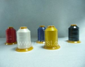 High Quality Nylon6.6 Bonded Sewing Thread pictures & photos