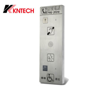 Bank Phone Security Phone Knzd-16 Kntech Help Phone pictures & photos