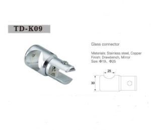 Good Qunlity Stainless Steel Bathroom Fitting K09/Connector pictures & photos