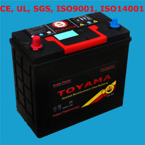 Ce UL SGS ISO Advance Auto Car Batteries Marine Starting Battery pictures & photos