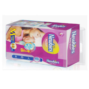 Disposable Diaper with Core Structure (M) pictures & photos