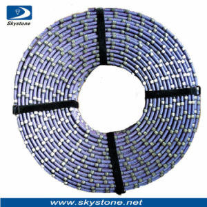 Diamond Wire Saw for Stone Stationary -GCP105b pictures & photos