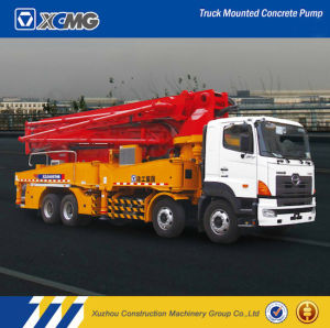 Hot Sale XCMG Hb48b 48m Truck Mounted Concrete Pump pictures & photos