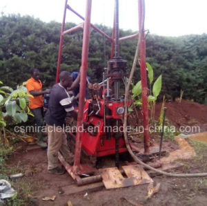 Water Well Drill Rig (HGY-200) with Depth 200m pictures & photos