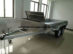 Customer Made Aluminum Toolbox / Trailer Toolbox pictures & photos