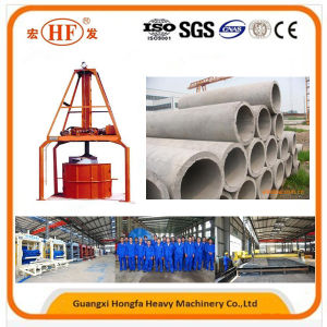 New Technology Hongfa Vertical Extruding Pipe-Making Machine pictures & photos