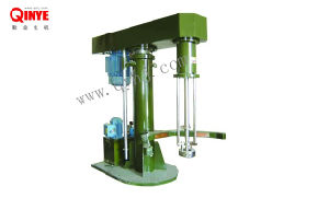 Hydraulic Lifted Emulsifying Mixer pictures & photos