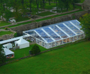 600 People Luxury Outdoor Transparent Events Tent 15m*40m pictures & photos