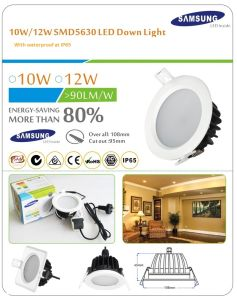 Replace 120W Halogen Downlight18W Recess Surface Low Profile LED High Performance Commercial Downlight (Dimmable) pictures & photos