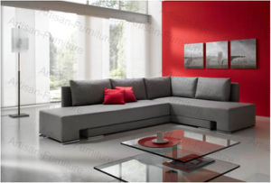 2015 Fashion Living Room Folding Sofa Bed (JP-sf-279)