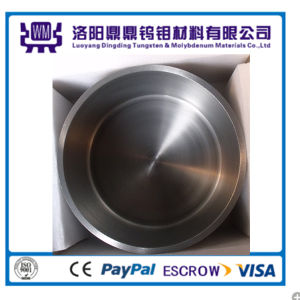 Mow Alloy Crucible for Vacuum Furnace Meting pictures & photos