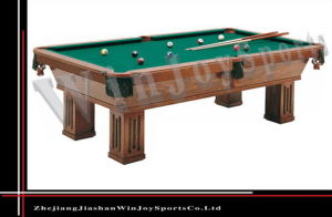 Wj-P-089 9ft Pool Table