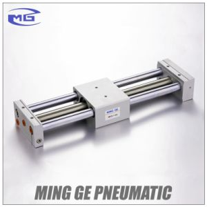Rodless Pneumatic Cylinder Air Cylinder (SMC or Airtac type)