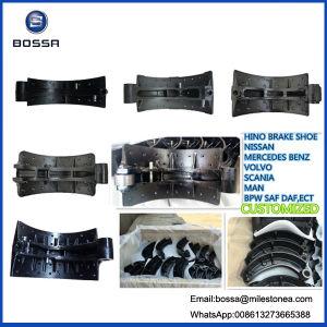 Auto Parts Engine Parts 24 Holes Brake Shoe Brake Plus for Heavy Truck pictures & photos