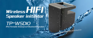 Hi-Fi Digital Wireless Waterproof Speaker for Bathroom/Swimming Pool/Beach pictures & photos