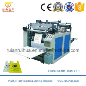Hot Sealing Plastic Bag Machine pictures & photos