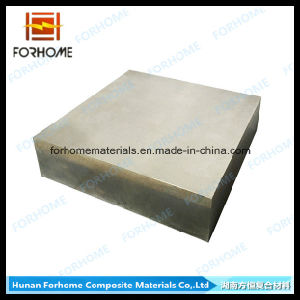 Cupronickel Steel Bimetallic Clad Plate with Explosion Welding Technology pictures & photos
