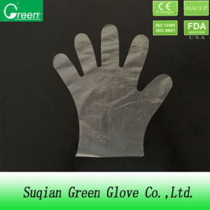 Selling Products Polythene PE/TPE/CPE Gloves pictures & photos