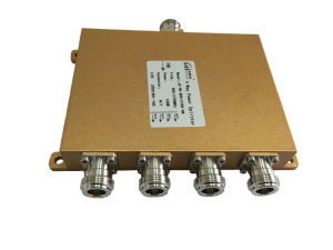 4 Way Combiner /Power Splitter/Power Divider, 698-2700MHz N-Female Connector