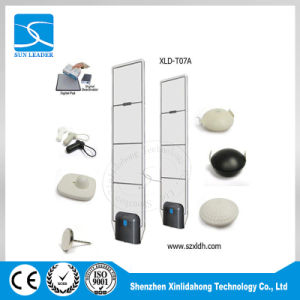 Fashional Acrylic Antishoplifting Security EAS System with DSP Board (XLD-T07) pictures & photos