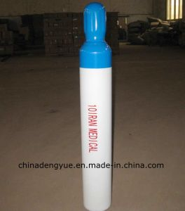 High Pressure Oxygen Nitrogen Argon Hydrogen Helium CO2 Gas Cylinder pictures & photos