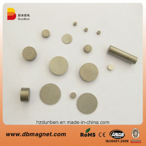 Cylinder Sintered Permanent SmCo Magnet pictures & photos