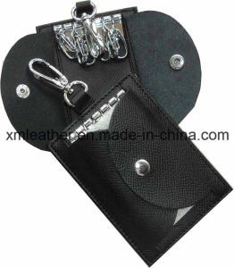 New Design Human Leather Key Chain Holder/Case pictures & photos