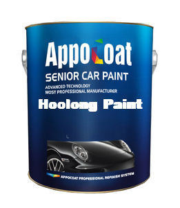 Car Paint: 1k Pearl Basecoat