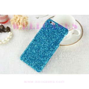 New Mermaid Bling Shine Powder PC Hard Phone Case for iPhone6/6plus pictures & photos