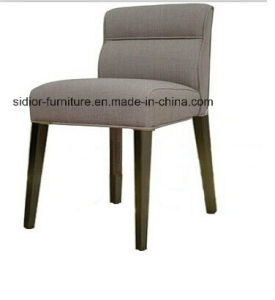 (SD-1011B) Modern Hotel Restaurant Club Furniture Wooden High Barstool Chair pictures & photos