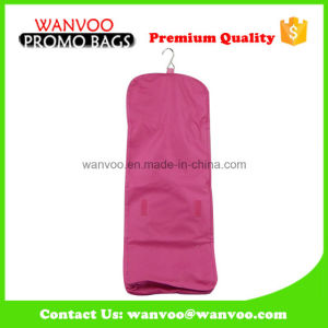 Non Woven Nylon Foldable Hanging Shower Organizer pictures & photos