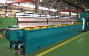 LHD Aluminum (alloy) Rod Breakdown Machine pictures & photos