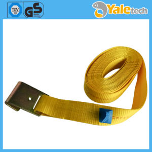 Logistic Strap, Cargo Winch Strap, Rope Ratchet Tie Down Lashing pictures & photos
