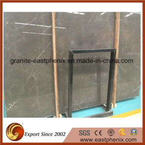 Improted Polishing Spain Grey Marble Slab pictures & photos