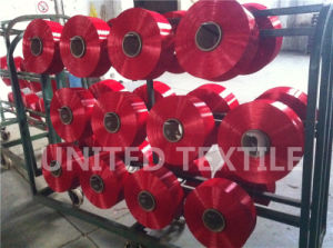 Polyester DTY Textured Filament Yarn (75D - 600d) pictures & photos