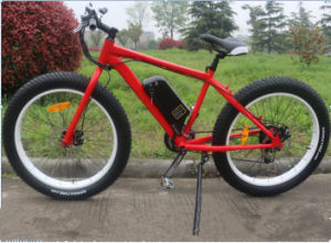 2017 Top Rated Fat Tyre Electric Mountain Bike for Sale E-Bike with Adults pictures & photos